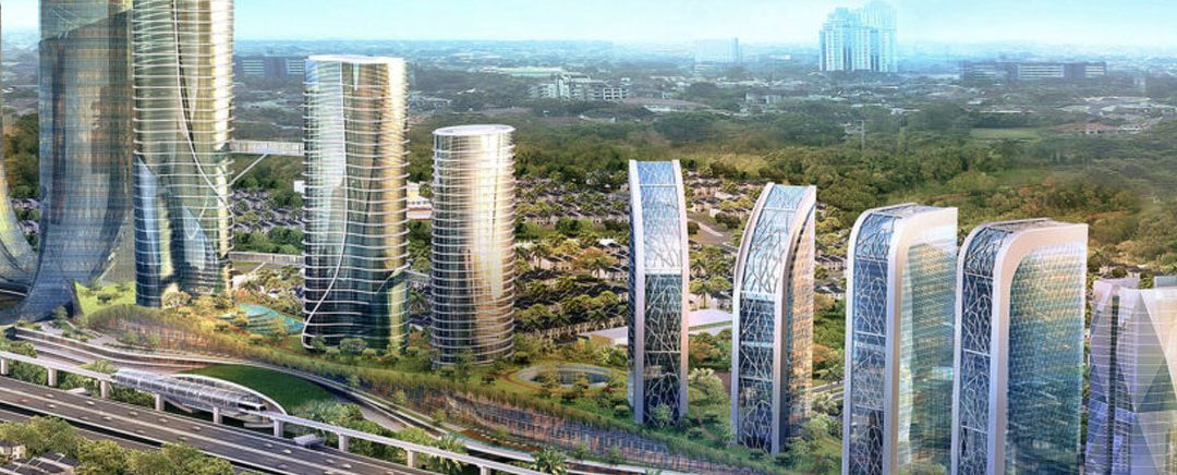 The Rise of West Jakarta's New CBD